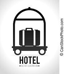 サービス, プロダクト, デザイン, ホテル