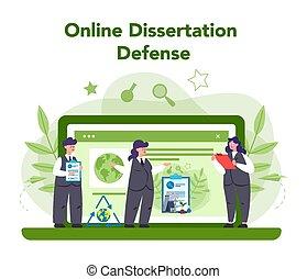 サービス, 生態学者, ∥あるいは∥, お元気で, オンラインで, 科学者, platform.