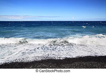 サーフィンをしなさい, 海洋