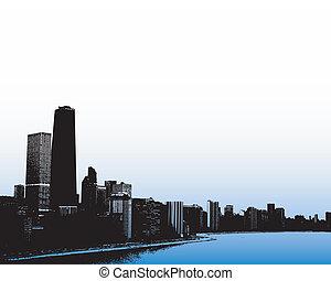 シカゴ, スカイライン
