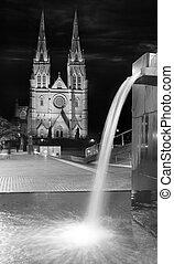 シドニー, 大聖堂, st., メアリーの