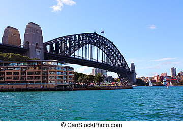 シドニー 港 橋, オーストラリア