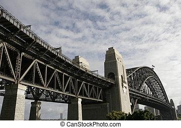 シドニー 港 橋