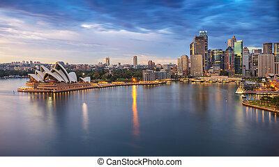 シドニー, australia.