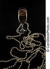 シャンペン, ∥ために∥, 新年