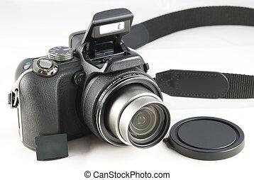 シュート, デジタルカメラ, ズームレンズ, ポイント