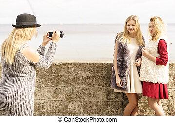 シュート, ファッションモデル, 写真