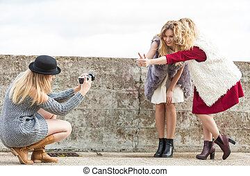シュート, 写真, ファッションモデル