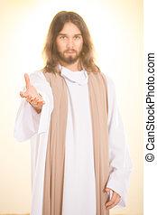 シルエット, キリスト, イエス・キリスト