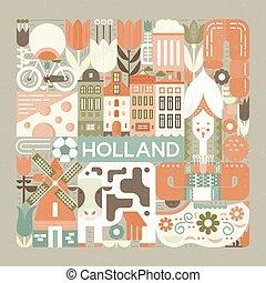 シンボル, オランダ