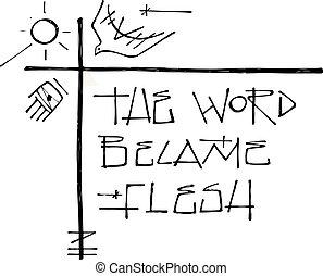 シンボル, キリスト教徒, 宗教, 句
