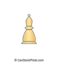 シンボル, コンピュータ, チェス, 司教