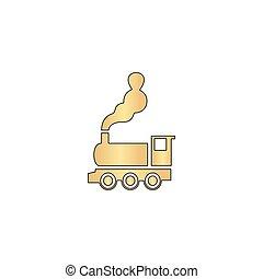 シンボル, コンピュータ, 機関車