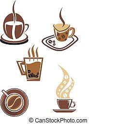 シンボル, チャコーヒーノキ, アイコン