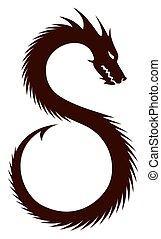 シンボル。, ドラゴン