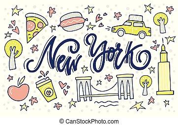 シンボル, ニューヨーク