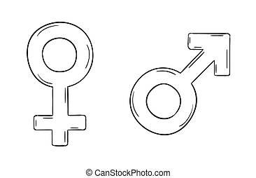 シンボル, マレ, 女性