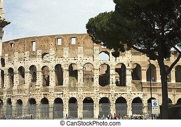 シンボル, ローマ