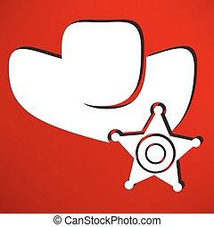 シンボル, 保安官
