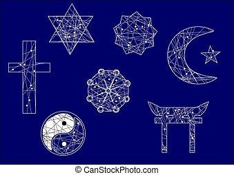 シンボル, 宗教