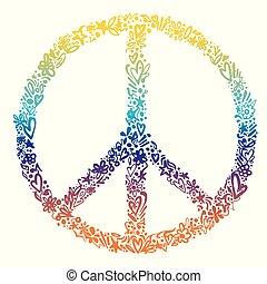 シンボル, 平和