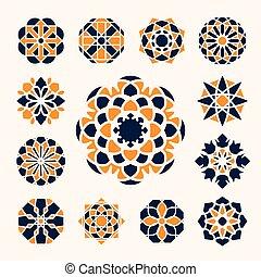 シンボル, 幾何学的