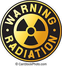 シンボル, 放射