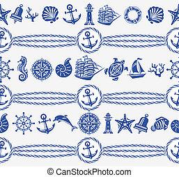 シンボル, 旗, 海, 海事