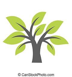 シンボル, 木