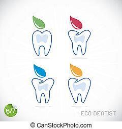 シンボル, 歯科医