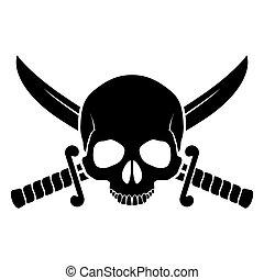 シンボル, 海賊