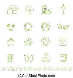 シンボル, 環境, 生態学的