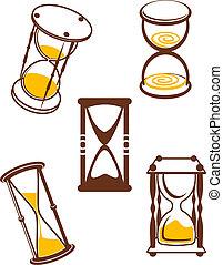 シンボル, 砂時計