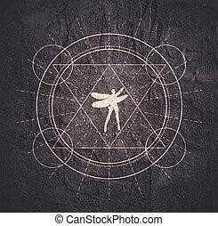 シンボル, 神秘主義である, 不明瞭である