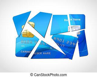 シンボル, 負債, 破産