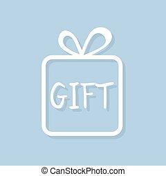 シンボル, 贈り物