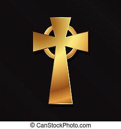 シンボル, 金, 十字架像