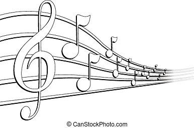 シンボル, 音楽