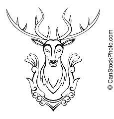 シンボル, 鹿