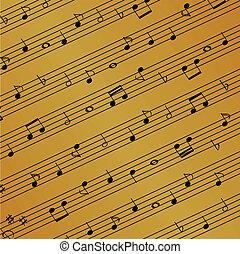 シートミュージック