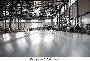 シート, 錫, 生産, 金属, ホール
