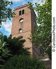 ジェームズ, リバプール, st., 教会