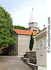 ジェームズ, st. 。, 教会, opatija