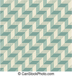 ジグザグ, ピラミッド, seamless, パターン, 3d