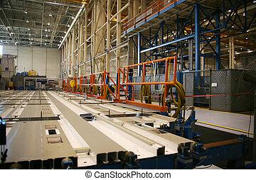ジグ, アセンプリ, 道具, 航空機, 線, 製造