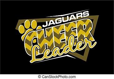 ジャガー, チアリーダー