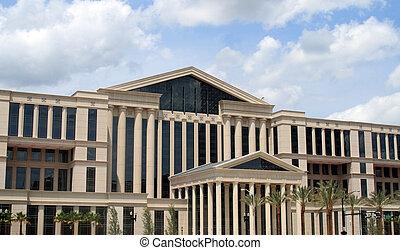 ジャクソンビル, フロリダ, 裁判所