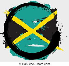 ジャマイカのフラグ, グランジ