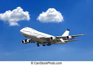 ジャンボ, 飛行機