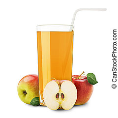 ジュース, アップル